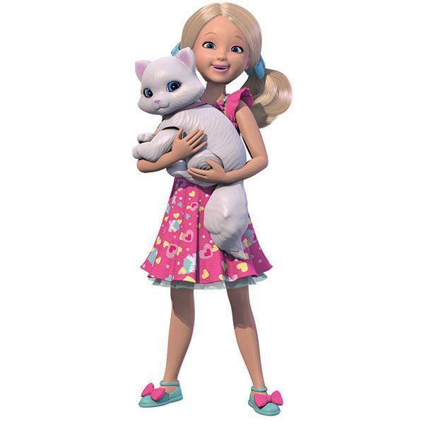Barbie et sa maison de r ve barbie dessins anim s mes h ros gulli - Barbie et sa maison de reve ...
