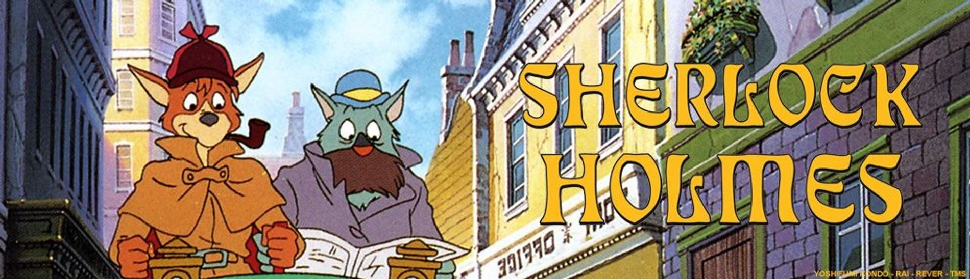Sherlock Holmes Sherlock-Holmes