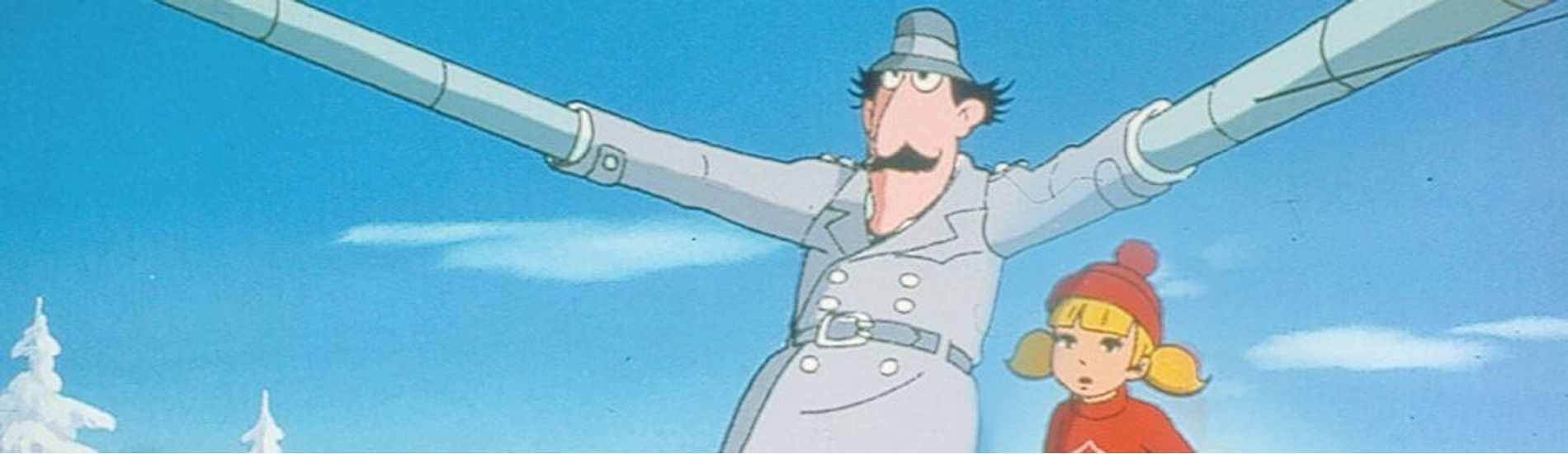 Coloriage inspecteur gadget 11 coloriage inspecteur gadget coloriages dessins animes - Inspecteur gadget dessin anime ...