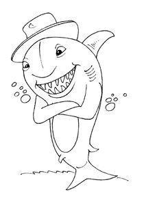 Coloriage Bebe Taureau.Coloriages Requins A Imprimer Coloriages Animaux