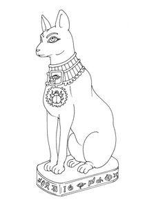Coloriage Egypte Antique.Coloriages Egypte A Imprimer Coloriages Cartes Et Geographie