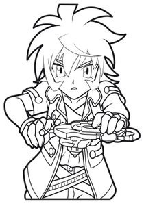 Coloriage A Imprimer Beyblade.Coloriages Beyblade A Imprimer Coloriages Dessins Animes