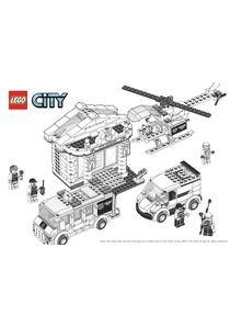 Coloriage Legos Camion.Coloriages Lego City A Imprimer Coloriages Dessins Animes