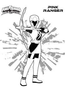 Coloriage Etoile De Pouvoir.Coloriages Power Rangers Ninja Steel A Imprimer Coloriages Dessins