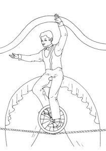 Coloriage Adulte Cirque.Coloriages Cirque A Imprimer Coloriages Divers