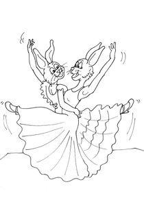 Coloriage Danseuses A Imprimer.Coloriages Danseuses A Imprimer Coloriages Metiers