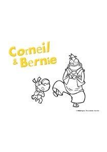 Corneil et bernie coloriage - Dessin anime corneil et bernie ...