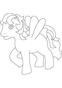 Coloriages my little pony imprimer coloriages dessins - My little pony en dessin anime ...