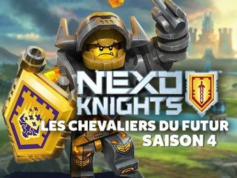 Nexo Knights les chevaliers du futur