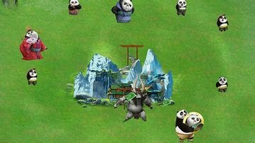 gulli tous les jeux kung fu panda 3. Black Bedroom Furniture Sets. Home Design Ideas