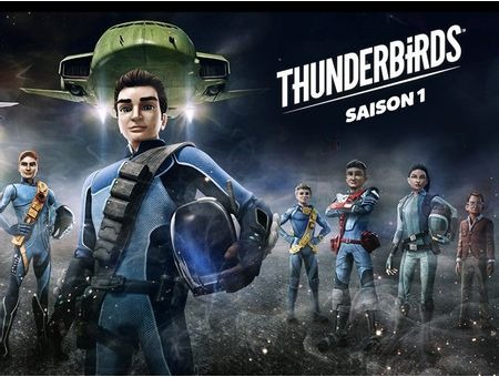 Thunderbirds les sentinelles de l'air