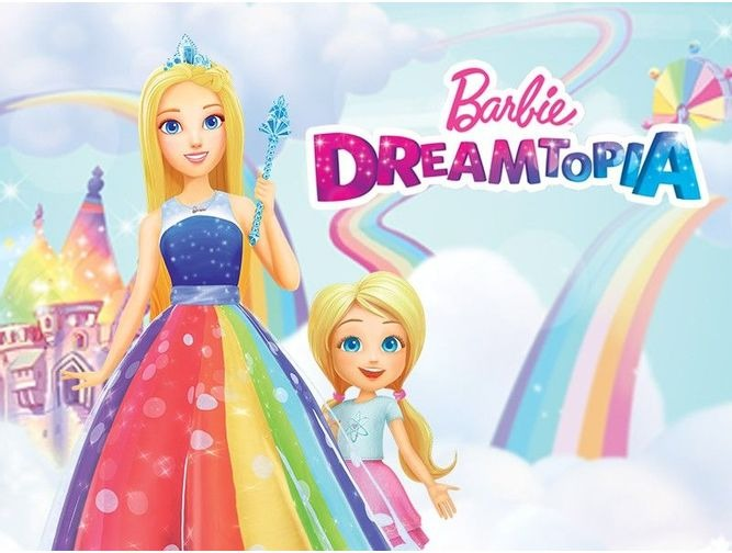 Barbie Dreamtopia : Le Festival des Rêves