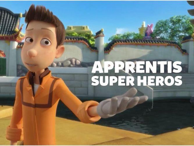 Apprentis Super héros