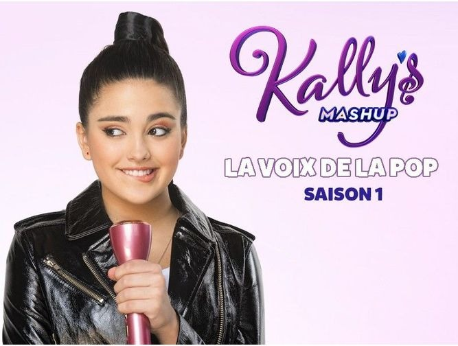 Kally's Mashup la voix de la pop