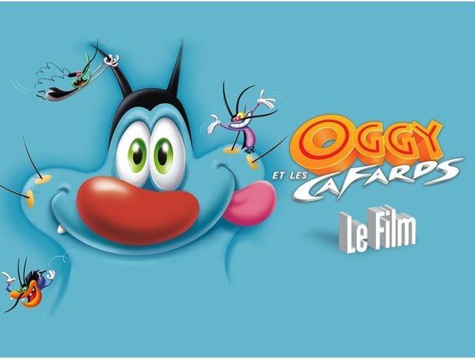 Oggy et les cafards - Le film