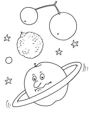 Coloriage Espace Planete.Coloriage Planete 24 Coloriage Planetes Coloriages Ciel Et Espace