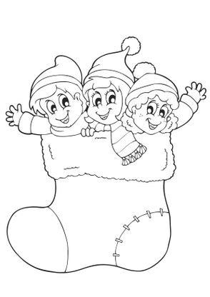 Dessin Anime Lutin Du Pere Noel