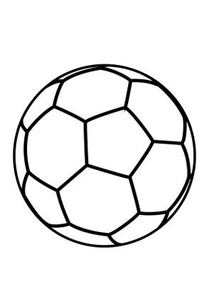 Coloriage Sport Foot.Coloriage Football 7 Coloriage Football Coloriages Sports