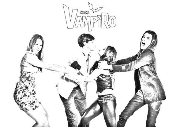 Coloriage chica vampiro coloriage chica vampiro - Coloriage chica vampiro ...