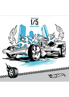 Coloriage mad fast coloriage hot wheels coloriages dessins animes - Coloriage hot wheels ...