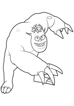 Coloriage linus et boom 18 coloriage linus et boom - Boom dessin anime ...
