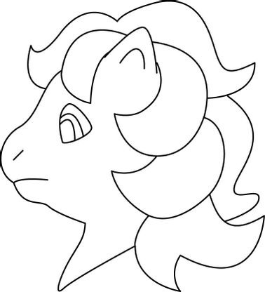 Coloriage my little pony 19 coloriage my little pony coloriages dessins animes - My little pony dessin anime ...