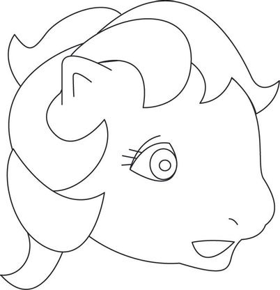 Coloriage my little pony 24 coloriage my little pony - My little pony en dessin anime ...