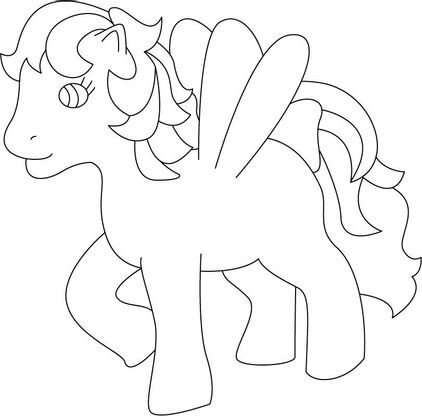 Coloriage my little pony 26 coloriage my little pony - My little pony en dessin anime ...