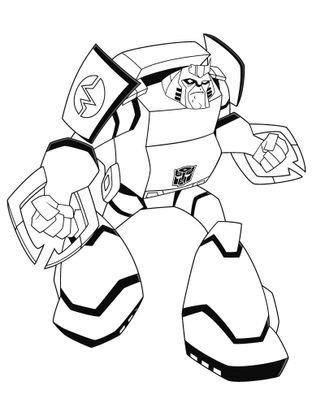 Coloriage transformers ratchet coloriage transformers coloriages dessins animes - Dessin de transformers ...
