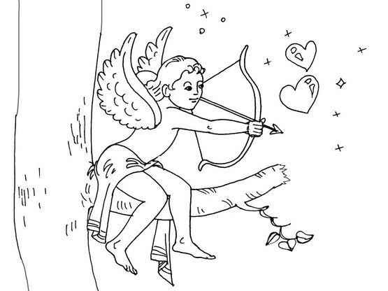 Coloriage saint valentin 2 coloriage saint valentin - Dessin de faire l amour ...