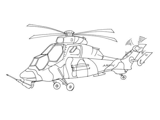 Coloriage h licopt re 11 coloriage helicopteres - Helicoptere dessin ...