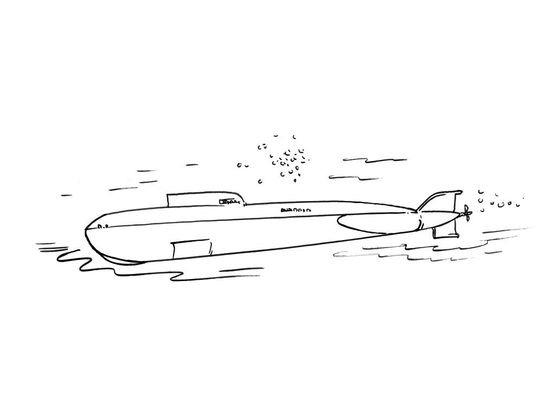 Coloriage sous marin 10 coloriage sous marins - Coloriage sous marin ...
