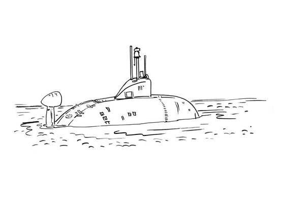 Coloriage sous marin 15 coloriage sous marins - Dessin sous marin ...