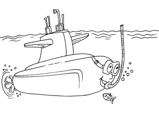 Coloriage sous marin 18 coloriage sous marins - Coloriage sous marin ...