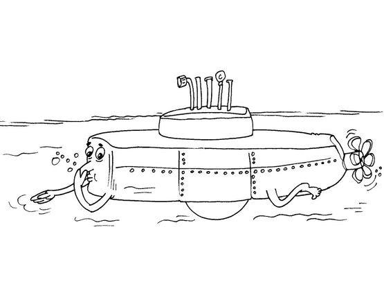 Coloriage sous marin 19 coloriage sous marins - Coloriage sous marin ...