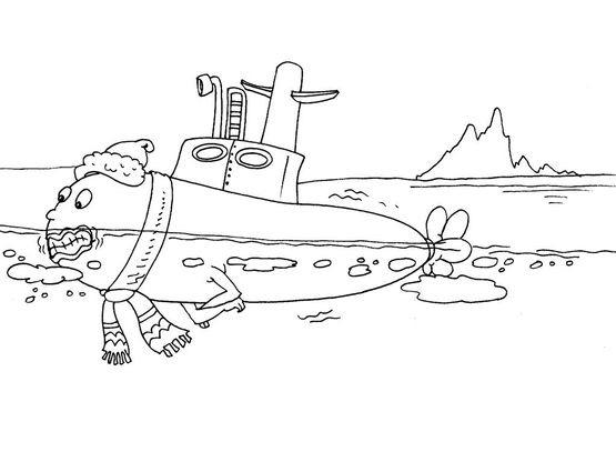 Coloriage sous marin 28 coloriage sous marins - Coloriage sous marin ...
