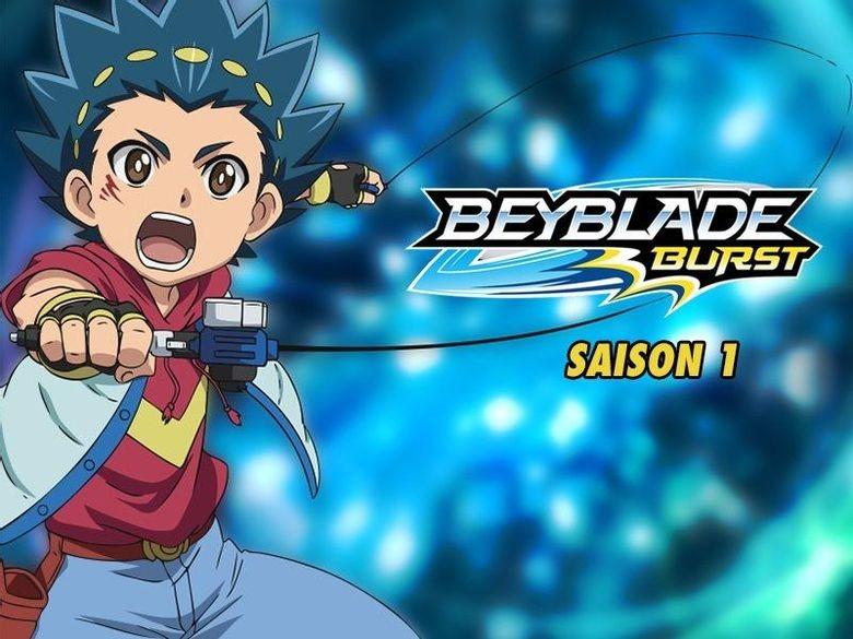 Beyblade burst en streaming