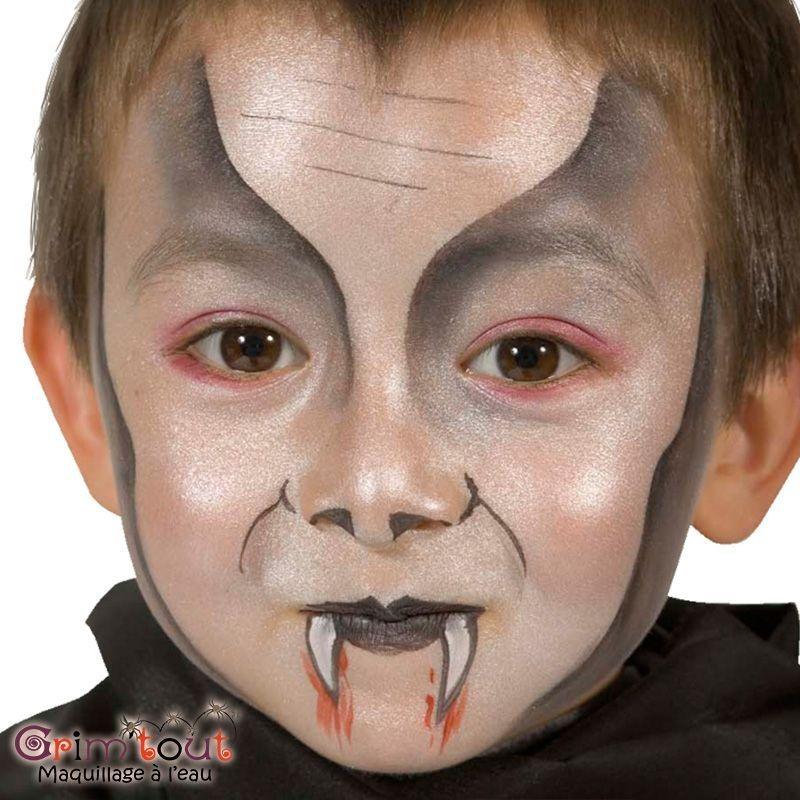 Id es maquillage halloween news fil infos actu gulli - Maquillage halloween araignee ...