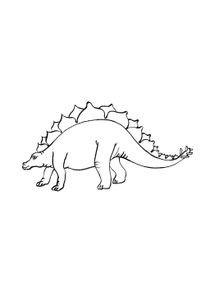 Coloriages Dinosaures A Imprimer Coloriages Animaux