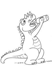 Coloriage Dinosaure Imprimer.Coloriages Dinosaures A Imprimer Coloriages Animaux