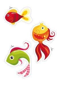 Coloriages Poissons A Imprimer Coloriages Animaux
