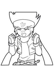 Coloriage Beyblade Valtryek.Coloriages Beyblade A Imprimer Coloriages Dessins Animes