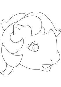 Coloriages My Little Pony A Imprimer Coloriages Dessins Animes