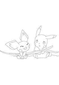 Coloriages Pokemon A Imprimer Coloriages Dessins Animes