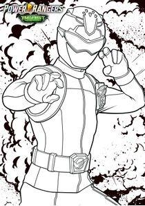 Coloriages Power Rangers Beast Morphers A Imprimer Coloriages