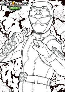 Coloriage Power Rangers Super Ninja Steel Coloriage Ideas