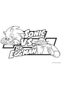 Coloriages Sonic Boom A Imprimer Coloriages Dessins Animes
