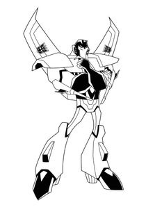Coloriages Transformers A Imprimer Coloriages Dessins Animes
