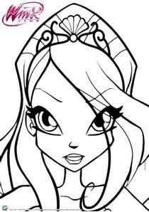Coloriages Winx Club A Imprimer Coloriages Dessins Animes