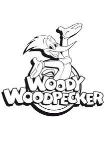 Coloriages Woody Woodpecker à Imprimer Coloriages Dessins